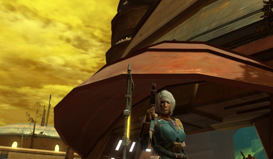 My Bounty Hunter Gerta'k
