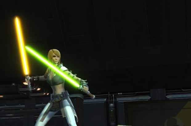 My SWTOR Jedi Knigh