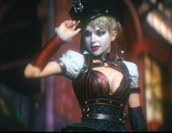 Harley, I prefer this one over the past iteration from the previous game