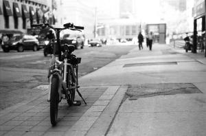 Bike along York