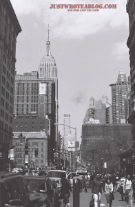 Ho-Hum street shot.