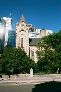 St. Andrew's Church, Toronto