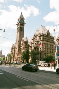 Old Toronto City Hall