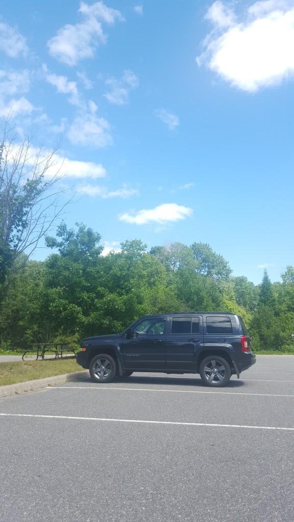 Tricia...my Jeep