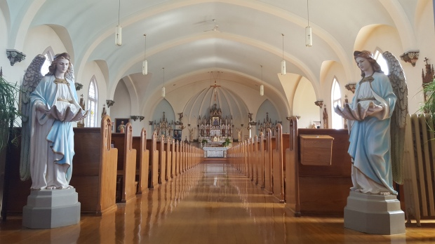 St. Mary Catholic Church, Wilno, ON