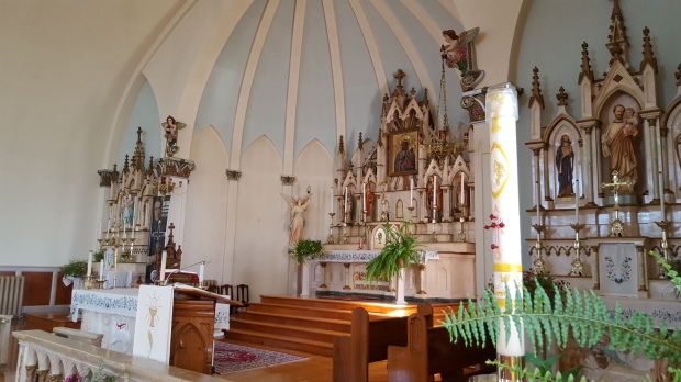 Tabernacle of St. Mary of Czestochowa Church, Wilno, ON