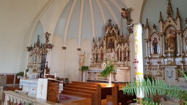 Tabernacle of St. Mary of Czestochowa Church, Wilno, ON