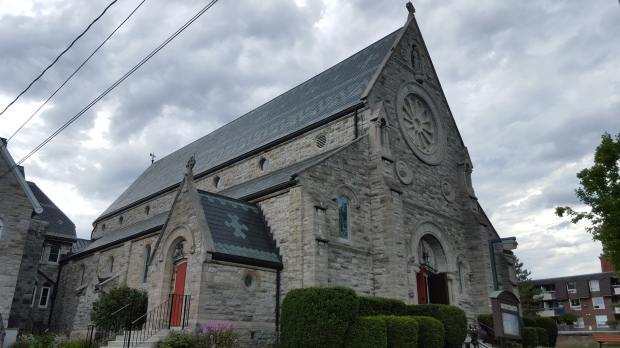 St. John The Evangelist Church, Gananoque, ON