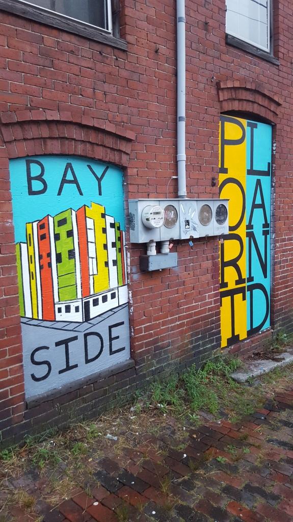 Street Art, Portland ME