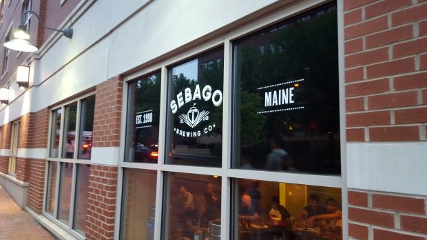 Sebago Brewing Co...