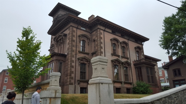 Victoria Mansion, Portland, ME