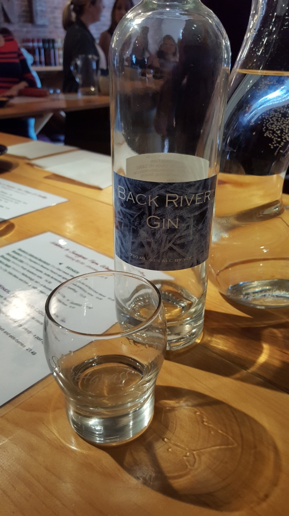 I didn't know gin could taste this good. I may try more. Sweetwater, Portland, ME