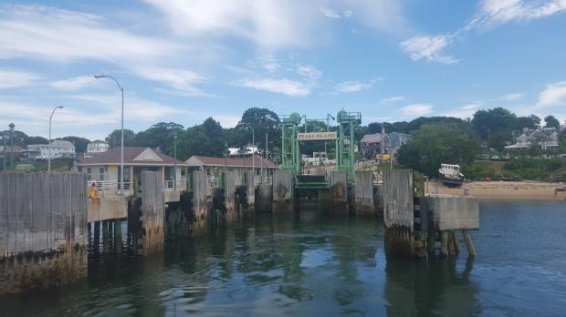 Peaks Island Ferry Terminal