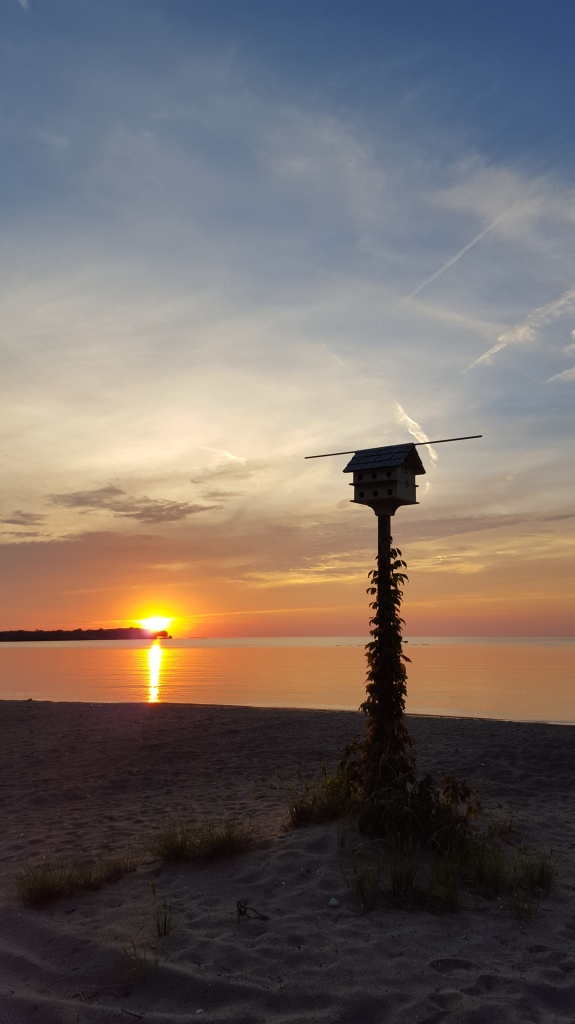 """The Birdhouse""  Scudder, Pelee Island, ON"